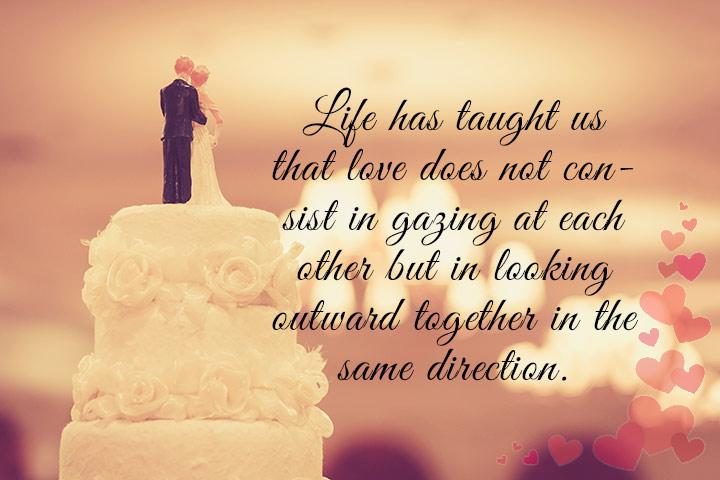 citações da vida casada