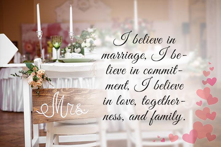 citações famosas sobre casamento