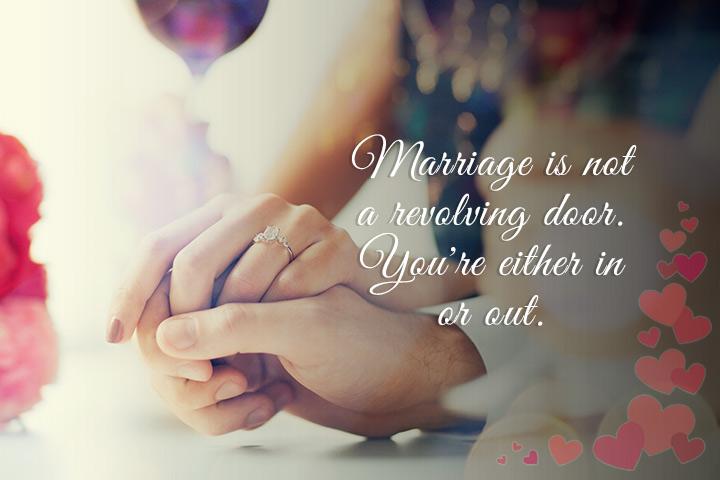 citações do casamento