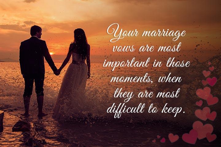 Citações de vida casada