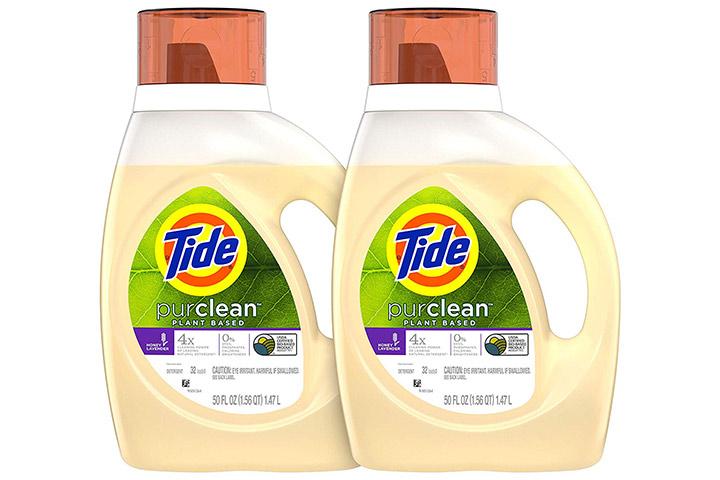 Maré Purclean Herbal detergente para a roupa