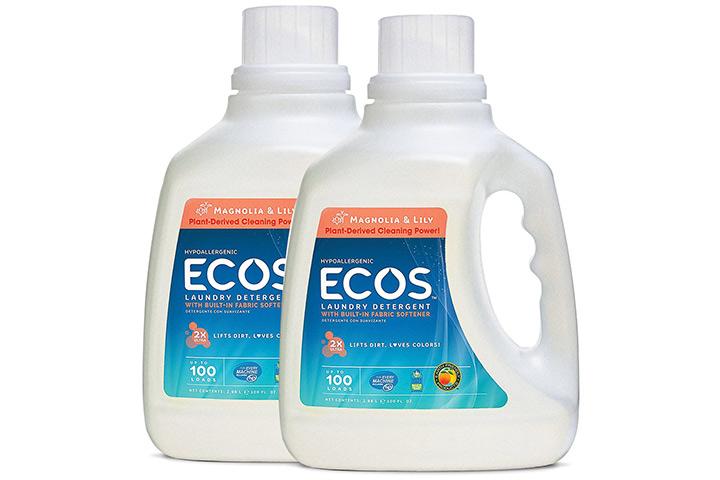 Detergente para roupa líquido ECOS