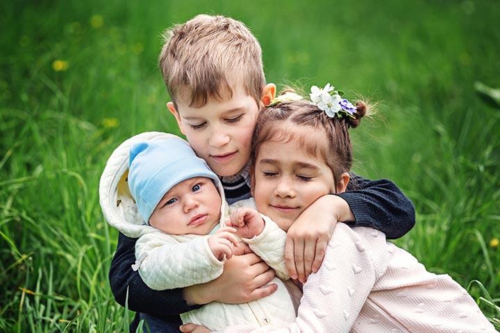 A ordem de nascimento em sua família influencia sua personalidade?
