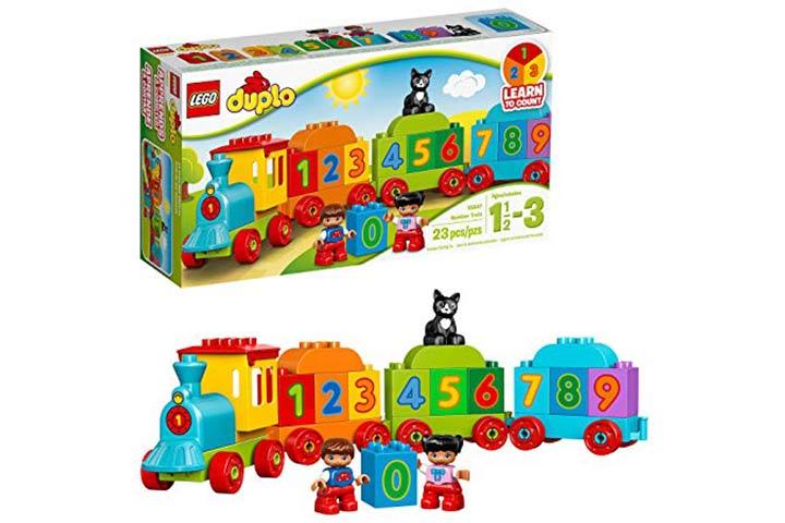 LEGO DUPLO Meu primeiro trem número 10847