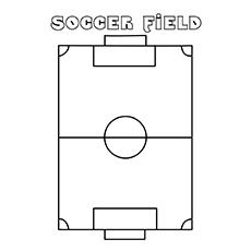 O campo de futebol 16