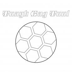 A bola de futebol Nike
