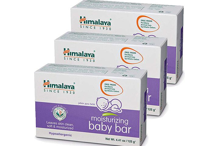 Himalaia Hidratante para bebês