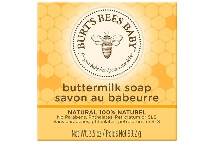 Abelhas de Burt Sabonete de soro de leite de abelha