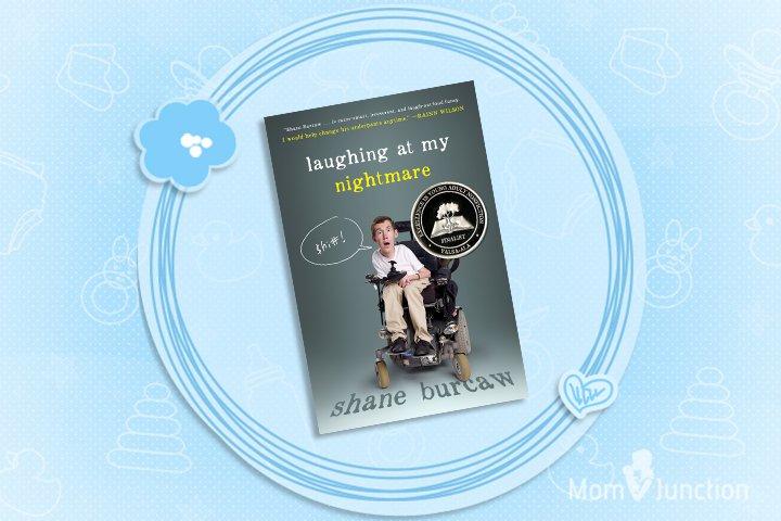Melhores livros de não-ficção para adolescentes - rindo do meu pesadelo