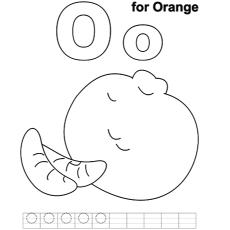 The-O-For-Orange
