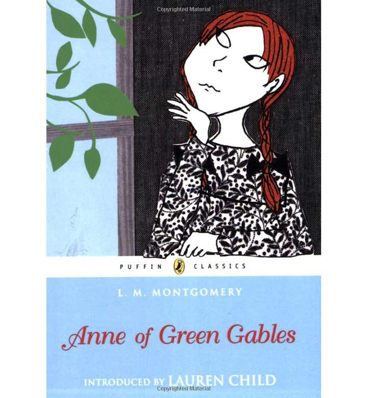 Série Anne of Green Gables