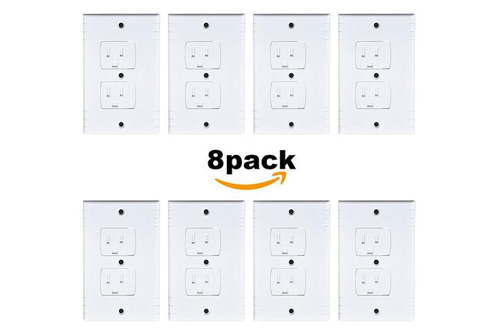 Capas de Tomada Elétrica de Fecho Automático ModaBebis