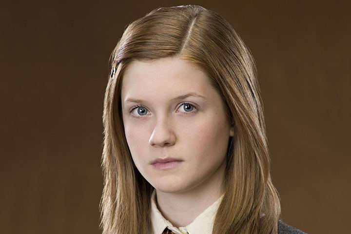 Nomes do bebê de Harry Potter - Ginny