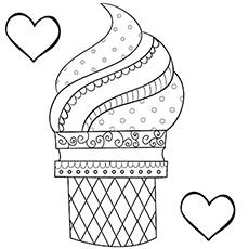 A arte do sorvete