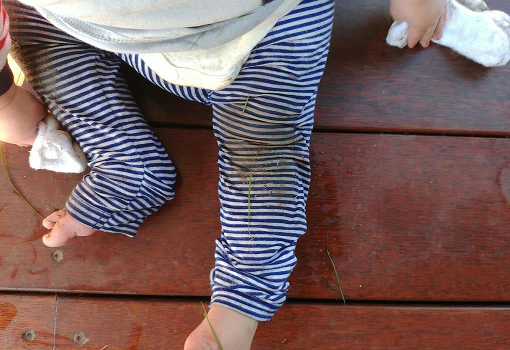 """Não há mais manchas teimosas nas roupas do seu bebê - eis como! """"Largura ="""" 1020 """"height ="""" 700"""