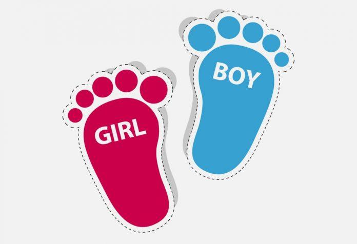 Pegadas de bebê