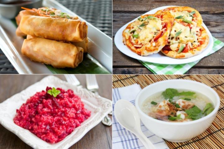 21 idéias saudáveis de almoço para crianças em creche