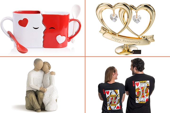 23 melhores presentes de aniversário de casamento para comprar em 2020