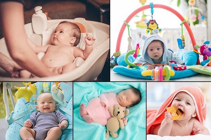 25 ideias perfeitas para presente de bebê recém-nascido