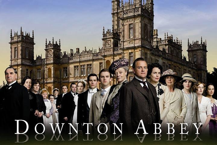 Nomes de Downton Abbey
