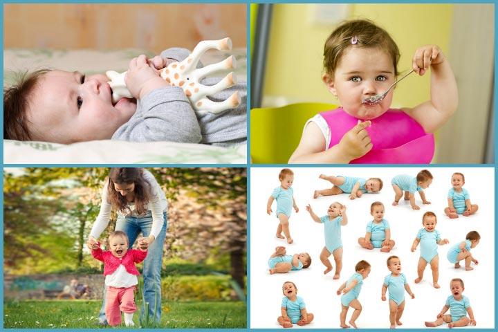 Atividades do bebê de 9 meses