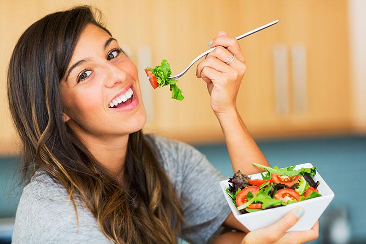 Nutrição para adolescentes
