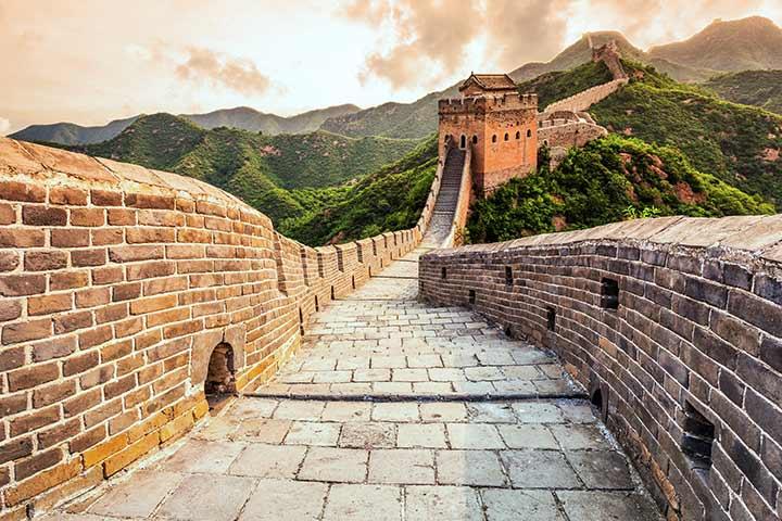 45 fatos interessantes sobre a Grande Muralha da China