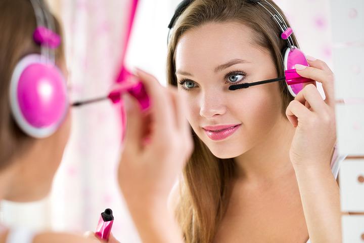 Idéias de maquiagem dos olhos para adolescentes