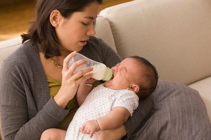 Maneiras de apoiar o sistema digestivo do seu bebê