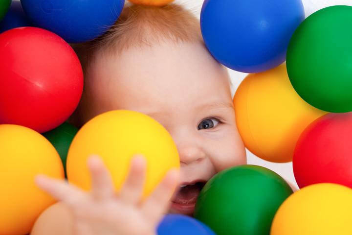 Nomes de bebê coloridos