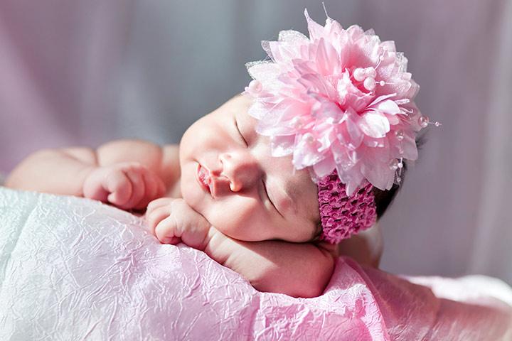 Nomes mórmons para bebês e meninas