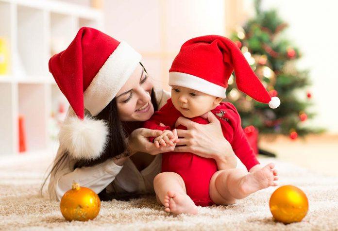 6 razões pelas quais os bebês nascidos em dezembro são 'super especiais'