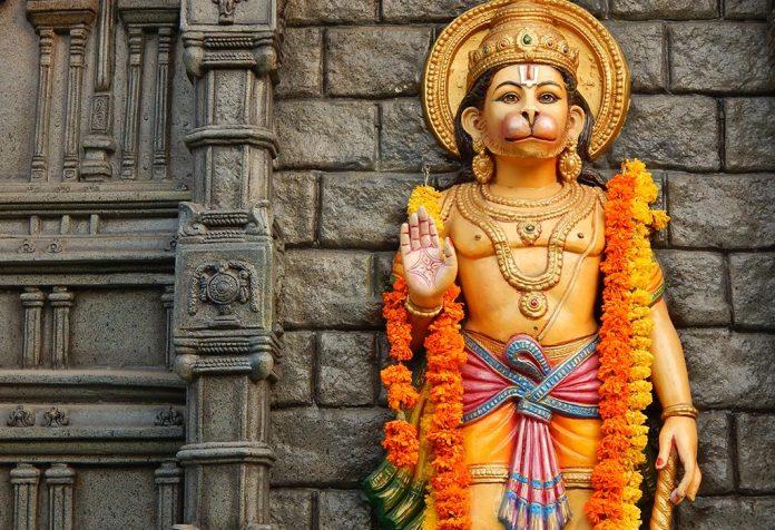 50 nomes populares de Lord Hanuman para Baby Boy