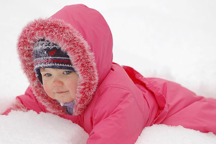 Nomes de bebê de inverno