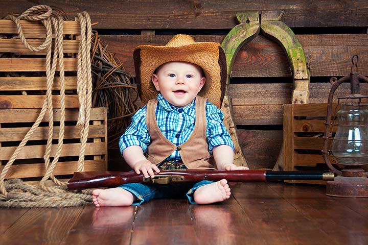 65 nomes que significam caçadores ou caçadores para seu bebê sem medo