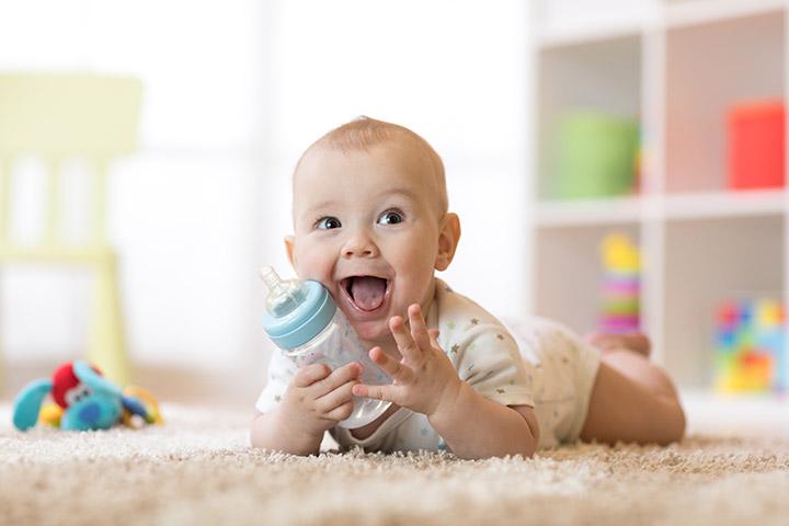 7 coisas que você não sabia que bebês podiam fazer