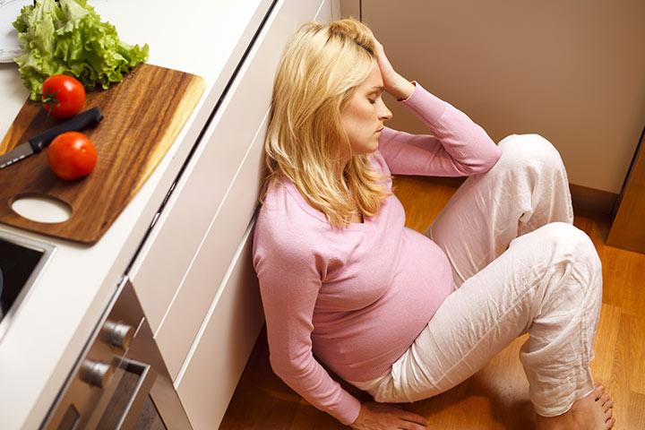 Estresse nos efeitos da gravidez no bebê: a realidade