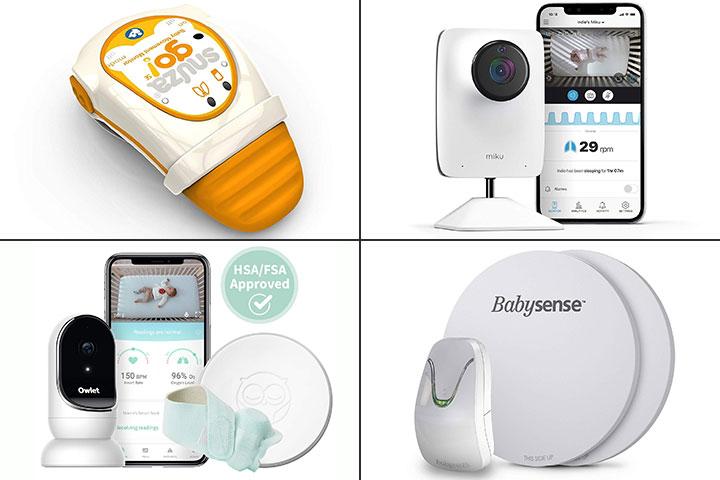 7 melhores monitores de respiração do bebê para comprar em 2019
