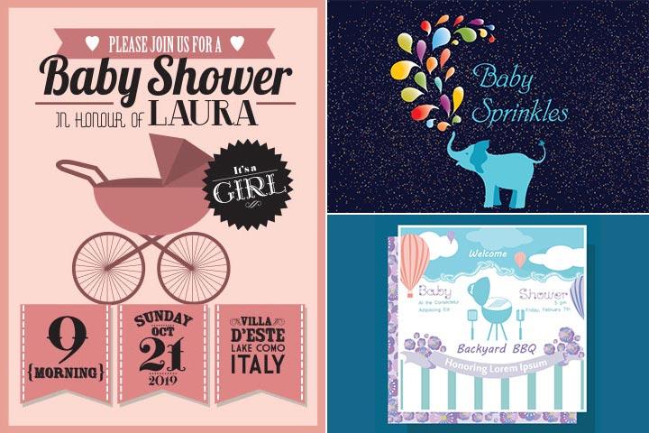 75 frases mais populares de convites para chá de bebê