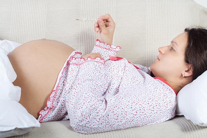 Maneiras fáceis de tratar eficazmente a febre durante a gravidez