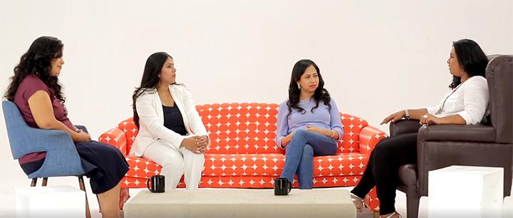 8 mães, um espaço e uma conversa honesta
