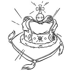 A coroa da Holanda