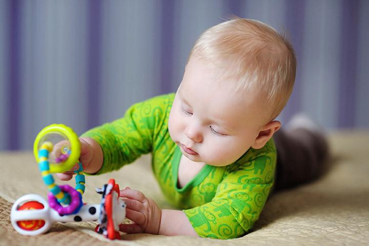 Os melhores brinquedos para bebês