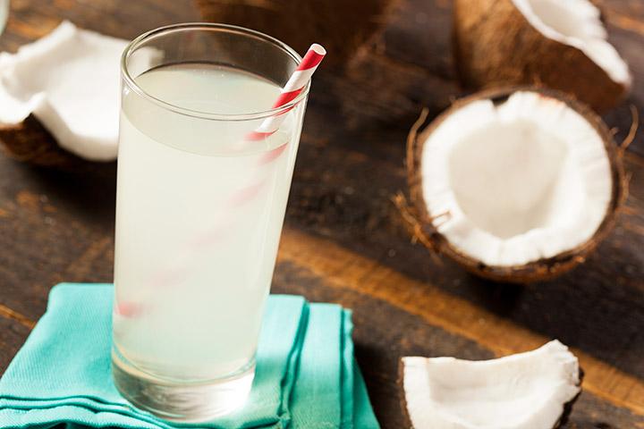 Água de coco durante a gravidez
