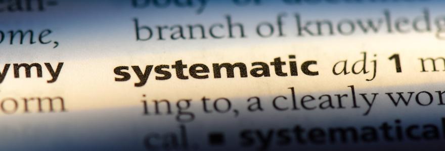 Pessoas sistemáticas