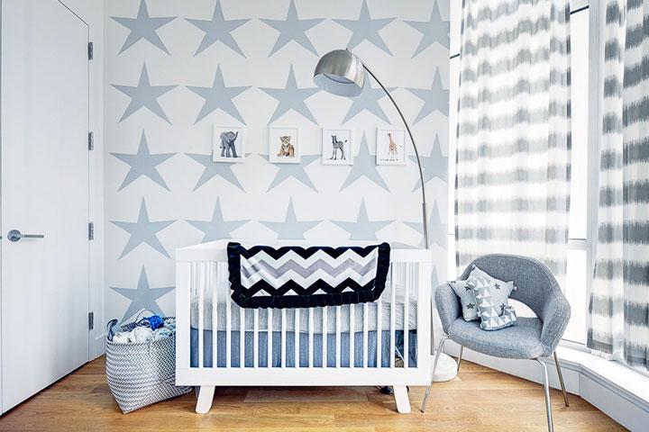 Como decorar o quarto do seu recém-nascido em um orçamento