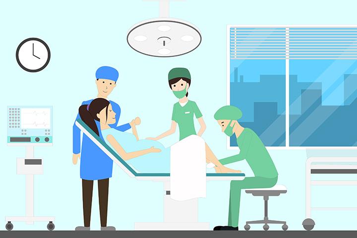 Como escolher o seu hospital para dar à luz
