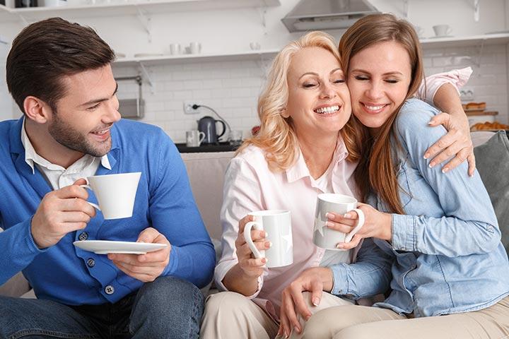 Como o relacionamento do marido com a mãe afeta o casamento