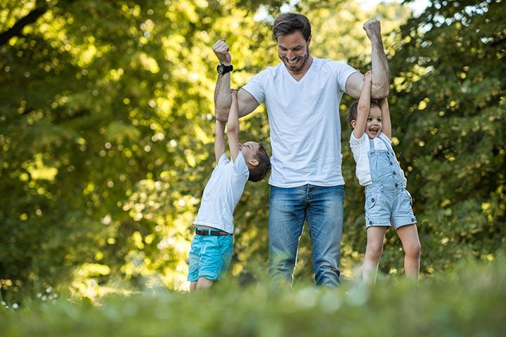 Como ser um bom pai Suas qualidades e participação