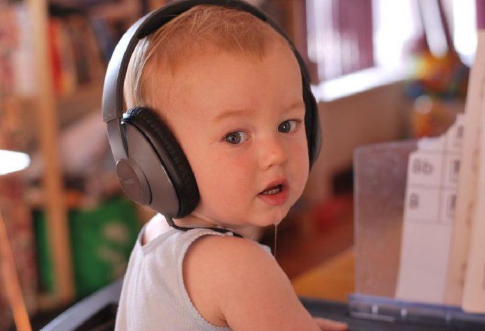 use música para o desenvolvimento do bebê